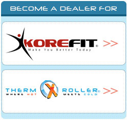 Become A KoreFit® & ThermXRoller Dealer